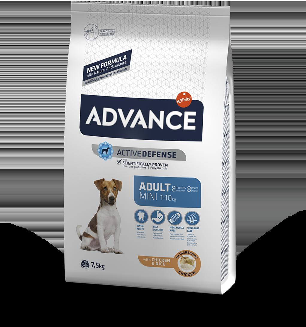 Advance корм для собак