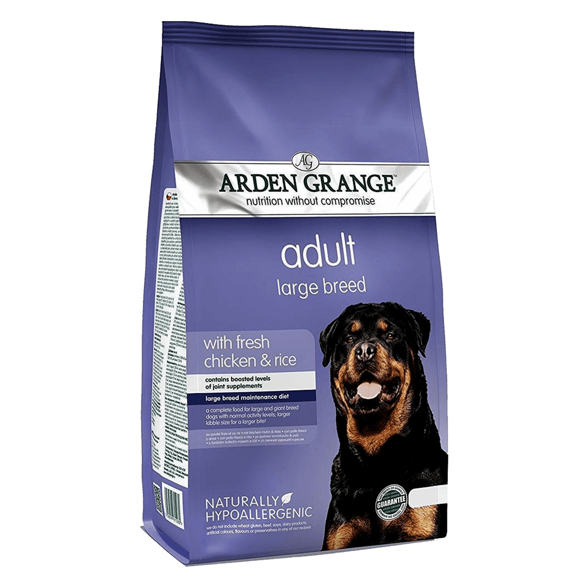 Arden Grange Adult Dog Large Breed 2 кг - корм Арден Гранж для крупных пород собак
