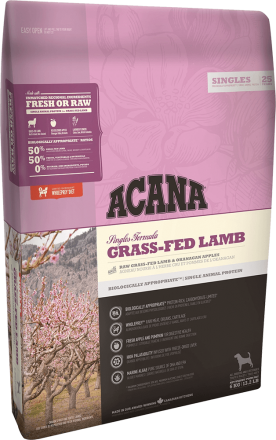 Корм для собак Acana Grass-Fed Lamb 31/15, 2 кг