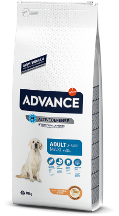 Корм для собак Advance Dog Maxi Adult 18 кг