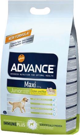 Корм для собак Advance Dog Maxi Junior 14 кг
