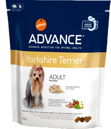 Корм для собак Advance Dog Yorkshire Terrier 400 г