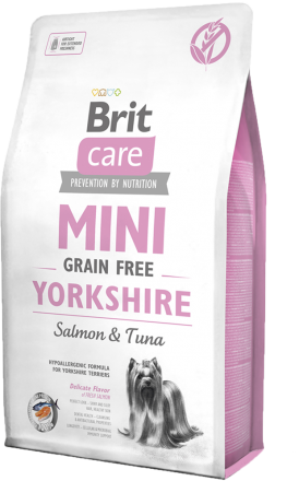 Корм для собак Brit Care Mini Grain Free Yorkshire, 2 кг