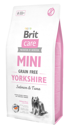 Корм для собак Brit Care Mini Grain Free Yorkshire, 7 кг