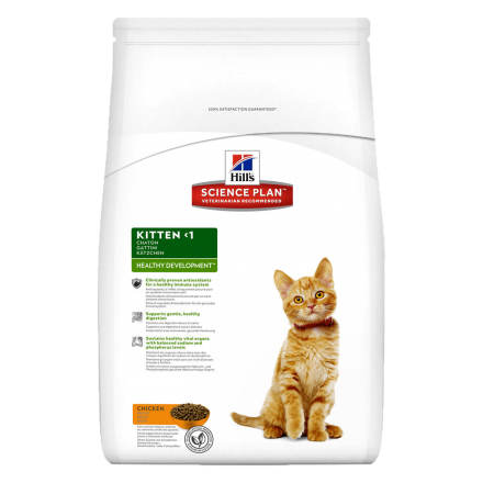 Hill's SP Kitten Chicken, 10 кг - корм Хиллс для котят