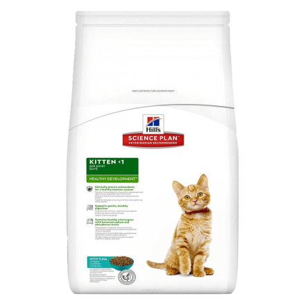 Hill's SP Kitten Tuna, 2 кг - корм Хиллс для котят