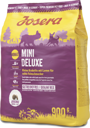 Корм для собак Josera Dog Mini Deluxe 900 г