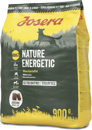 Корм для собак Josera Nature Energetic 900 г