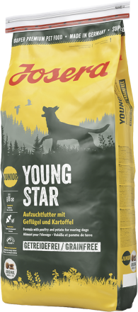 Корм для собак Josera YoungStar 15 кг