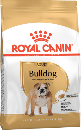 Корм для собак Royal Canin Bulldog Adult 3 кг
