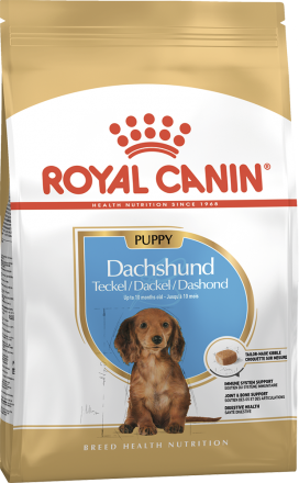 Корм для собак Royal Canin Dachshund Junior 1,5 кг