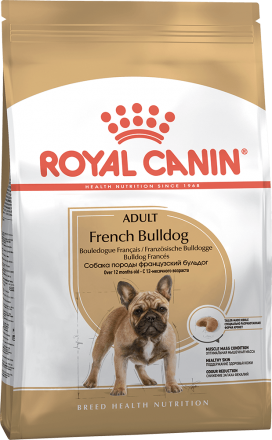 Корм для собак Royal Canin French Bulldog Junior (Puppy) 1,5 кг