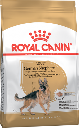 Корм для собак Royal Canin German Shepherd Adult 3 кг