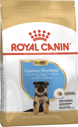 Корм для собак Royal Canin German Shepherd Junior 3 кг
