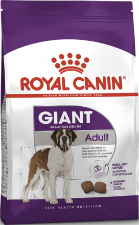 Корм для собак Royal Canin Giant Adult 4 кг