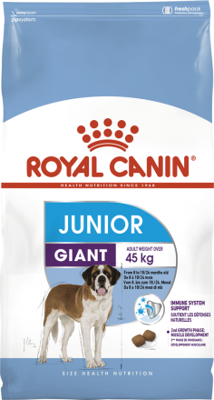 Корм для собак Royal Canin Giant Junior 15 кг