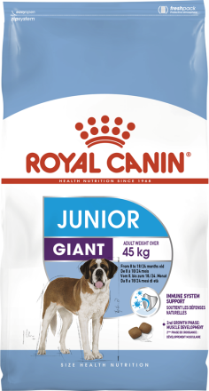 Корм для собак Royal Canin Giant Junior 3,5 кг