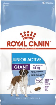 Корм для собак Royal Canin Giant Junior Active 15 кг