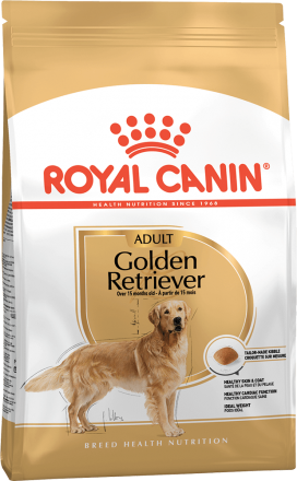 Корм для собак Royal Canin Golden Retriever Adult 3 кг