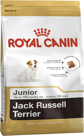 Корм для собак Royal Canin Jack Russell Terrier Junior 1,5 кг