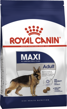 Корм для собак Royal Canin Maxi Adult 4 кг