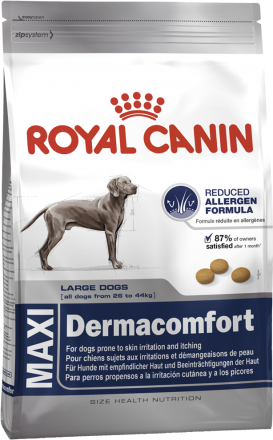 Корм для собак Royal Canin Maxi Dermacomfort 3 кг