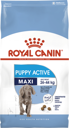 Корм для собак Royal Canin Maxi Puppy Active 4 кг