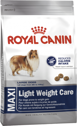 Корм для собак Royal Canin Maxi Light Weight Care 15 кг