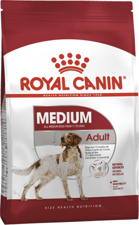 Корм для собак Royal Canin Medium Adult 1 кг
