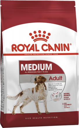 Корм для собак Royal Canin Medium Adult 4 кг