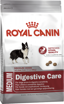 Корм для собак Royal Canin Medium Digestive Care 3 кг