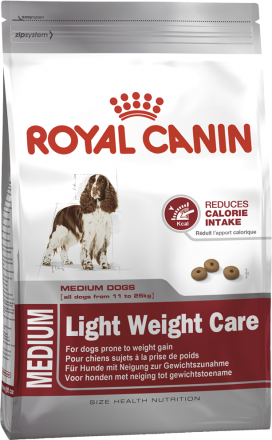 Корм для собак Royal Canin Medium Light Weight Care 3 кг