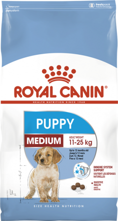 Корм для собак Royal Canin Medium Puppy (Junior) 1 кг