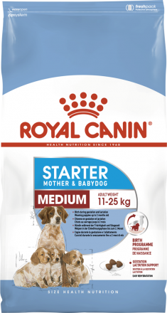 Корм для собак Royal Canin Medium Starter 12 кг
