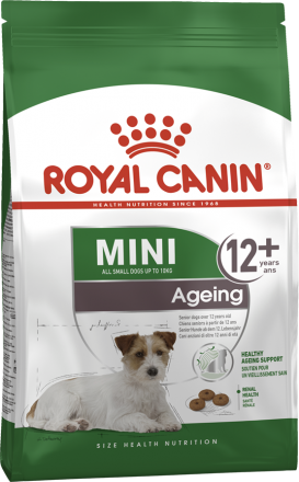 Корм для собак Royal Canin Mini Ageing 12+ 1,5 кг