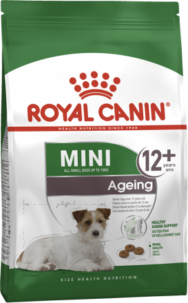 Корм для собак Royal Canin Mini Ageing 12+ 800 г