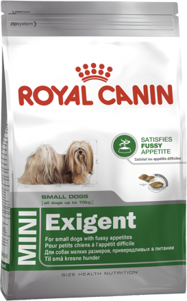 Корм для собак Royal Canin Mini Exigent 800 г