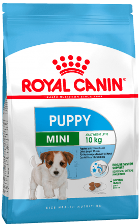 Корм для собак Royal Canin Mini Junior (Puppy) 4 кг