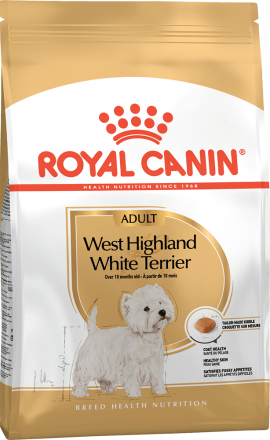 Корм для собак Royal Canin West Highland White Terrier Adult 3 кг