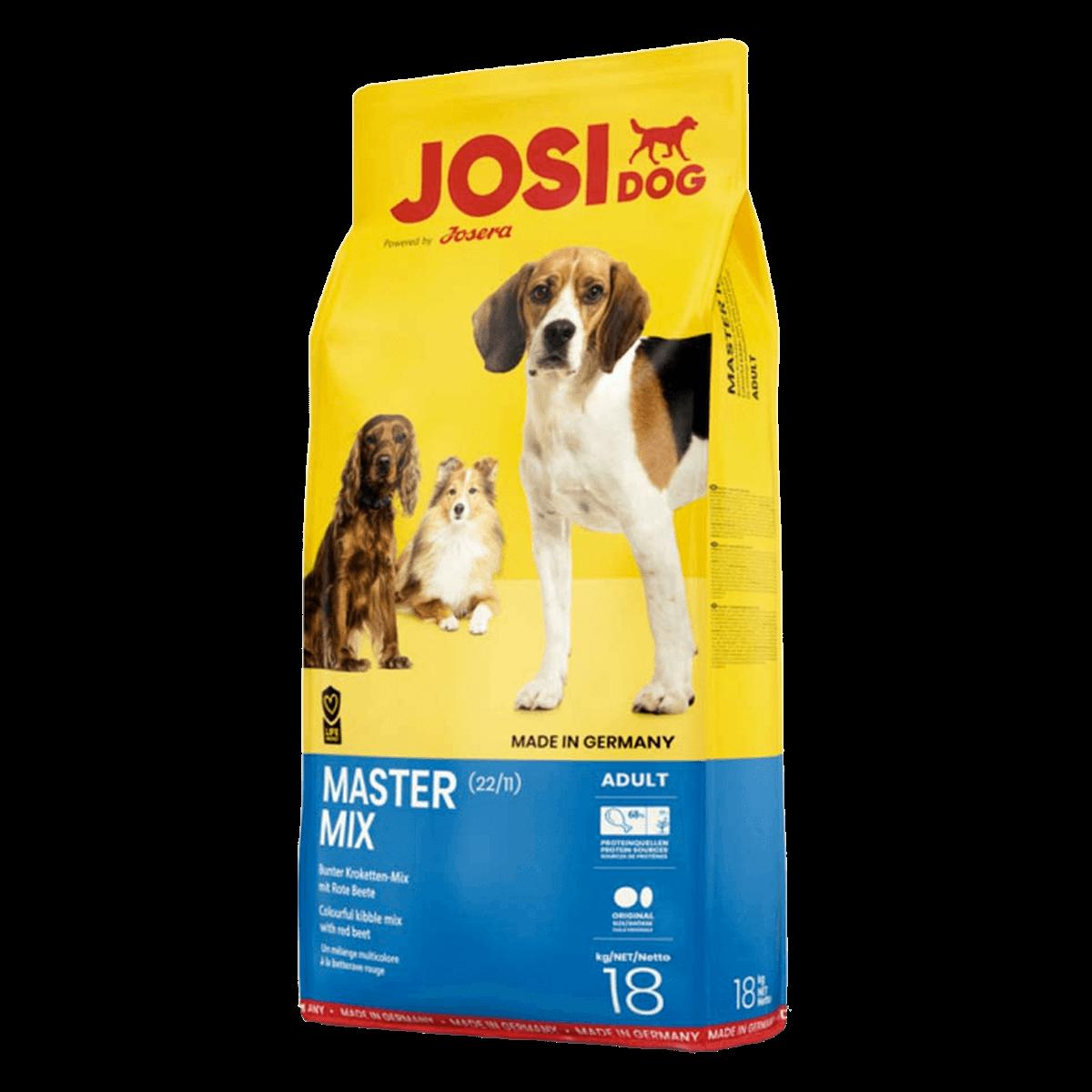 Josera JosiDog Master Mix 22/11, 18 кг - корм Йозера для ...