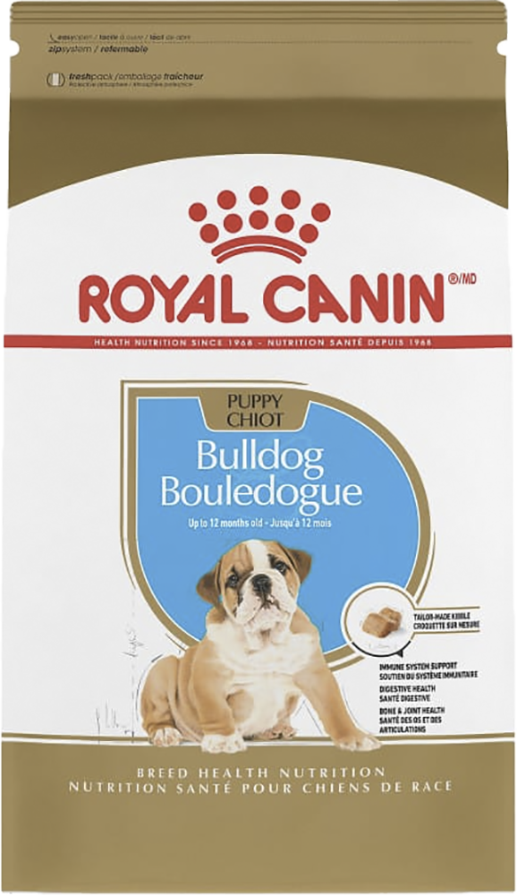 Корм для собак Royal Canin Bulldog Junior (Puppy) 3 кг
