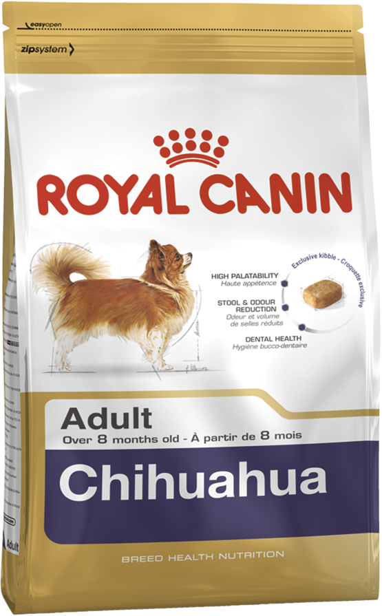 Корм для собак Royal Canin Chihuahua Adult 1,5 кг