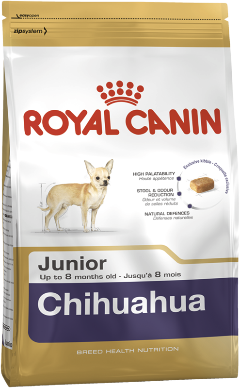 Корм для собак Royal Canin Chihuahua Junior 500 г