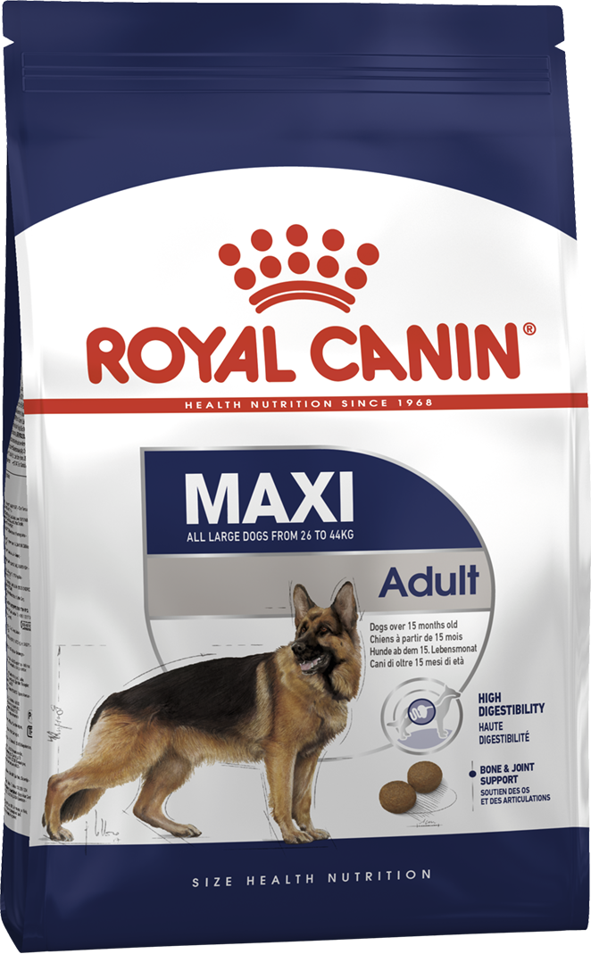 Корм для собак Royal Canin Maxi Adult 15 кг