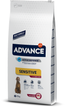 Корм для собак Advance Dog Lamb&Rice 12 кг