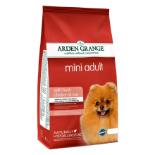 Arden Grange Mini Adult Dog Chicken & Rice 6 кг - корм Арден Гранж для мелких пород собак
