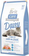 Корм для кошек Brit Care Cat Daisy I have to control my Weight, 7 кг