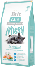 Корм для кошек Brit Care Cat Missy for Sterilised, 7 кг