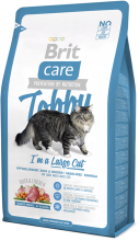 Корм для кошек Brit Care Cat Tobby I'm a Large Cat, 2 кг