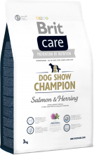 Корм для собак Brit Care Dog Show Champion, 3 кг